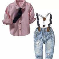 Kids Boys Girls Baby Clothing Products For Children = 4444838724