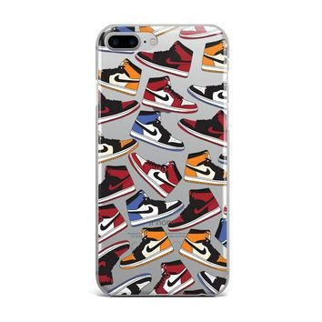JORDAN 1 ALL OVER SHOE EMOJI CUSTOM IPHONE CASE