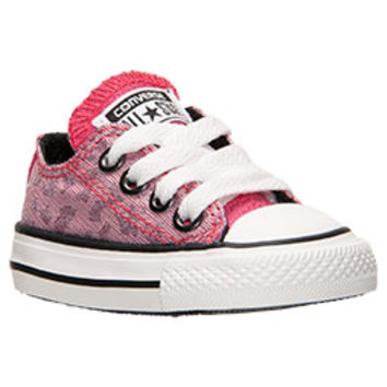Girls  Toddler Converse Chuck Taylor Ox Casual Shoes 992ef30e8