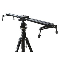 EACHSHOT Sliding-pad Video Track Slider Dolly Slider Video Stabilizer System for DSLR, Camcorders 60cm 24''