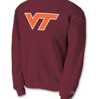 Champion Virginia Tech Hokies Sweatshirt | VT1220 | Championusa