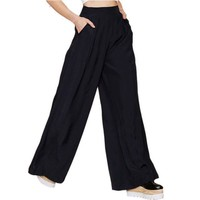 Casual Wide Leg Culottes