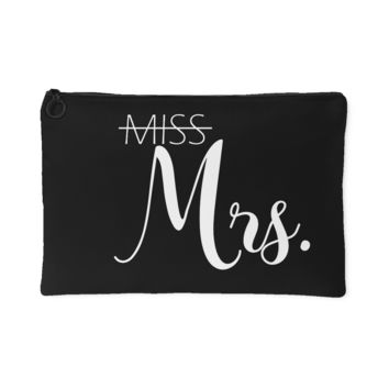 From Miss to Mrs. Makeup Bag