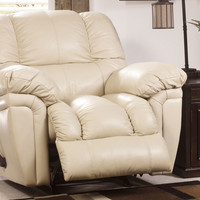 Turrell Cream Rocker Recliner