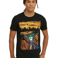 DC Comics Batman The Joker Scream T-Shirt