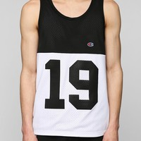 Champion Mesh Colorblock Tank Top - Urban Outfitters