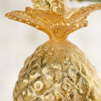 Pineapple Glass Ornament - Urban Outfitters