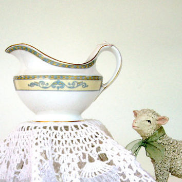 Vintage Royal Vitreous creamer 1958