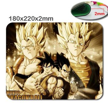 180mm*220mm*2mm Custom HD 3D fast Print Anime  Mouse Pad Computer Gaming Mouse Pads For Optical Anti-slip Smooth Mice Mat