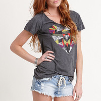 Volcom Right Side Up Boyfriend Tee at PacSun.com