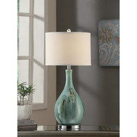 "Crestview Collection Sea Scape Table Lamp 30""Ht"