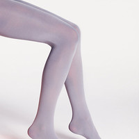 Kate Spade Dance Till Dawn Tights Shadow Grey M/L