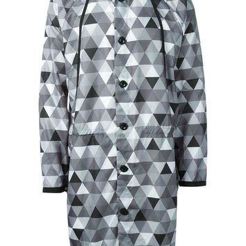 VONEG8Q Labour Of Love 'The Shell' printed parka