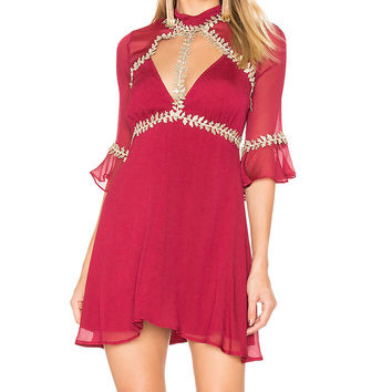 Lille Mini Dress by For Love & Lemons