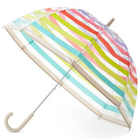 kate spade new york Candy Striped Umbrella - Handbags & Accessories - Macy's