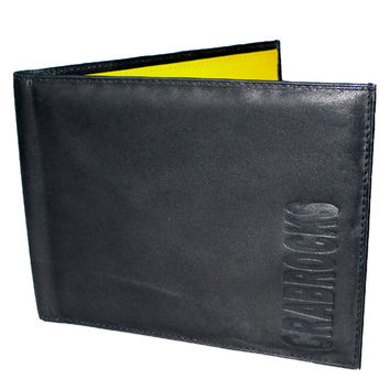 Long Leather Passport Holder