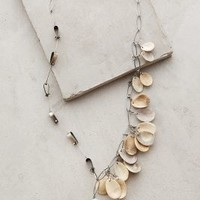 Botanic Gardens Necklace by Anthropologie Silver One Size Necklaces