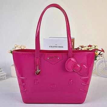 New Hello kitty Handbag Shoulder Bag Purse yey-43181