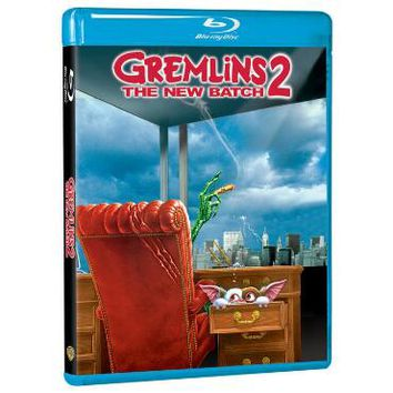 Gremlins 2: The New Batch Blu-ray |