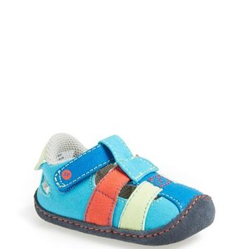 Infant Boy's Stride Rite 'Crawl - Catch of the Day' Fisherman Sandal