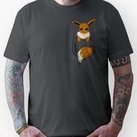 Eevee in my pocket Unisex T-Shirt