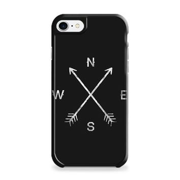 COMPASS PRINTS BLACK EDITION iPhone 6 | iPhone 6S Case