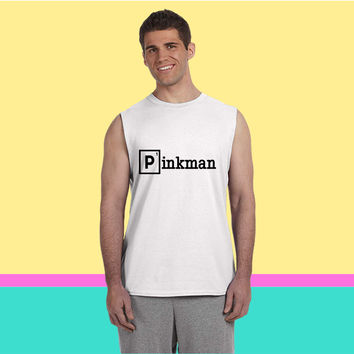 Pinkman Sleeveless T-shirt