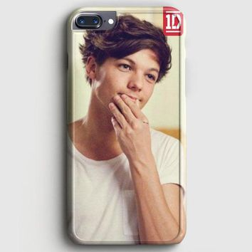 Louis Tomlinson One Direction iPhone 8 Plus Case