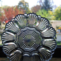 Indiana Glass Deviled Egg Tray