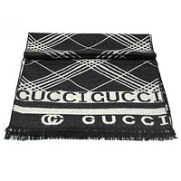 Perfect GUCCI Woman Fashion Accessories Sunscreen Cape Scarf Scarves