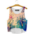 Tropical Vibes Crop Top