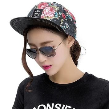 VONEGQ SIGGI  Women Cotton Army Baseball Hat 5 panel Snapback Adjustable Cap  Hip Hop Hats Trucker  16072