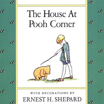 The House at Pooh Corner (Winnie-the-Pooh) Paperback – August 1, 1992