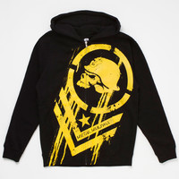 Metal Mulisha Dissolve Boys Hoodie Black  In Sizes