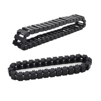 100 MOC Tank Track Treads Chain Links Technic Gears for Vehicles Tractor Bulldozer Truck Model Building Block Toys HYPG2021HEI