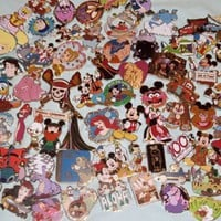 Disney Trading Pin Lot of 10 Collector Lapel Limited Edition Pins