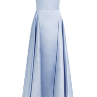 Nina Ricci - Floor Length Satin Gown