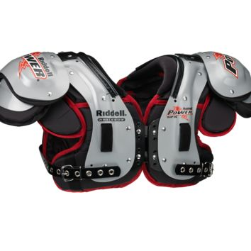 Riddell Power SPX RB/DB Shoulder Pad | Shop Riddell - Shoulder Pads