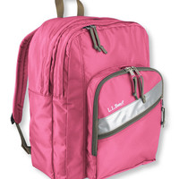 L.L.Bean Deluxe Book Pack: School Backpacks | Free Shipping at L.L.Bean