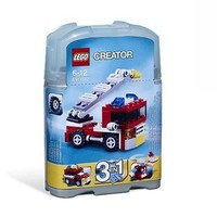 Lego Creator Mini Fire Rescue 6911