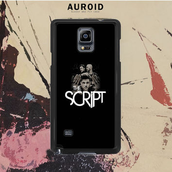 The Script Samsung Galaxy Note 3 Case Auroid