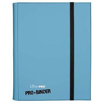 Ultra Pro - Pro Binder - Light Blue