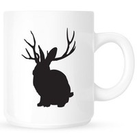 Miike Snow Mug (White) | The Official Webstore for Miike Snow