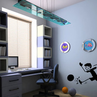 Soccer Player Vinyl Wall Decal