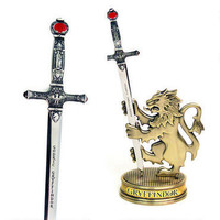 Harry Potter and the Deathly Hallows: Sword of Godric Gryffindor Letter Opener | WBshop.com | Warner Bros.