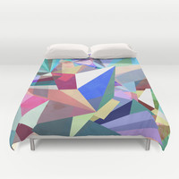 Colorflash 8 Duvet Cover by Mareike Böhmer Graphics