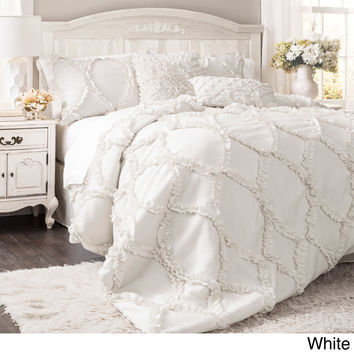Lush Decor Avon 3-piece Comforter Set | Overstock.com Shopping - The Best Deals on Comforter Sets
