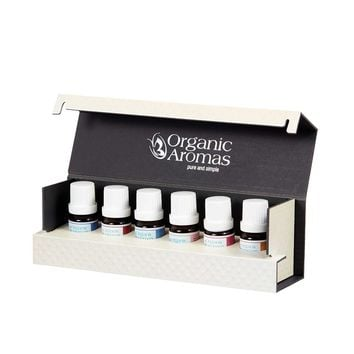 Designer Series Essential Oil Blends Luxury Gift Set