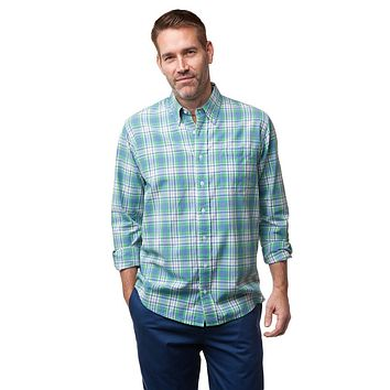 Chase Sport Shirt in Seaview Madras by Castaway Clothing