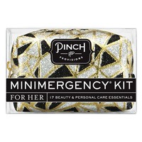 Women's Pinch Provisions 'Icebreaker' Minimergency Kit - Gold/ Silver